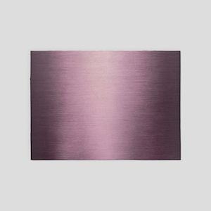 Purple Ombre 5'x7'Area Rug