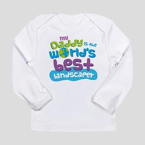 Landscaper Gifts for Ki Long Sleeve Infant T-Shirt