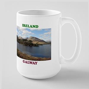Island Trees Large Mug