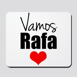 Vamos Rafa Love Mousepad