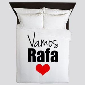 Vamos Rafa Love Queen Duvet