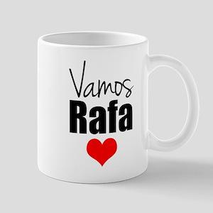 Vamos Rafa Love Mugs