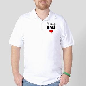 Vamos Rafa Love Golf Shirt