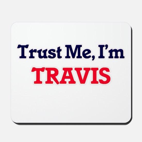 Trust Me, I'm Travis Mousepad