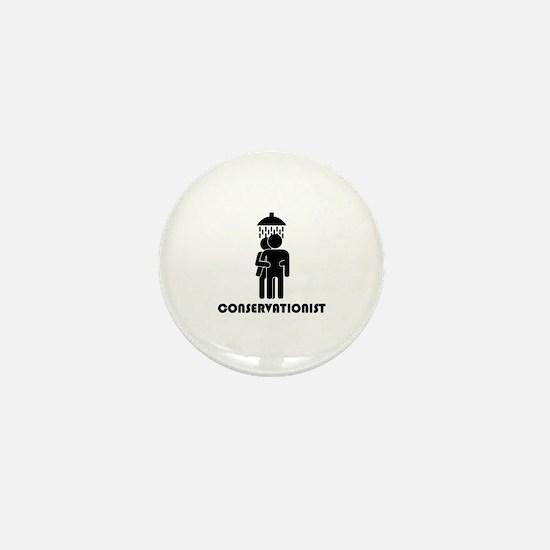Funny Clean water Mini Button