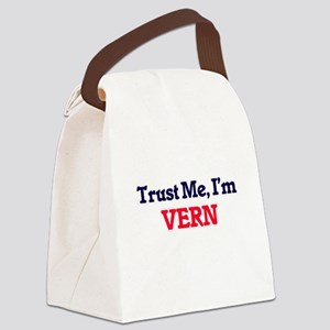 Trust Me, I'm Vern Canvas Lunch Bag