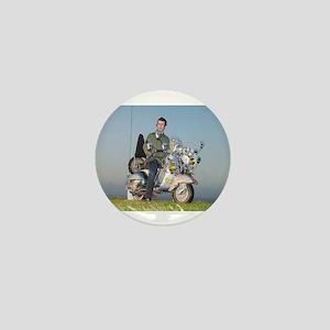 GS VESPA MOD Mini Button