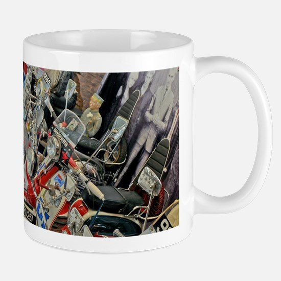 MODS SCOOTERS QUADROPHEN Mugs