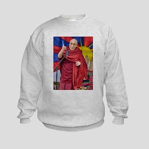 DALAI LAMA Kids Sweatshirt