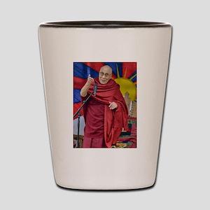 DALAI LAMA Shot Glass
