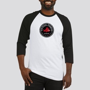 Vicious Fishes Brewery Baseball Jersey