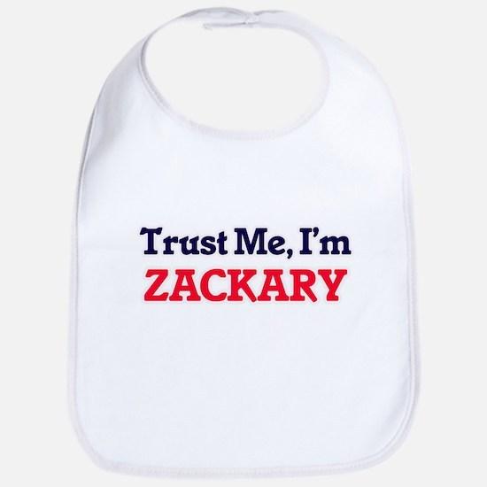Trust Me, I'm Zackary Bib