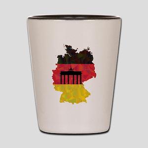 Germany Shot Glass