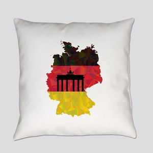 Germany Everyday Pillow