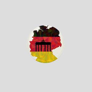 Germany Mini Button