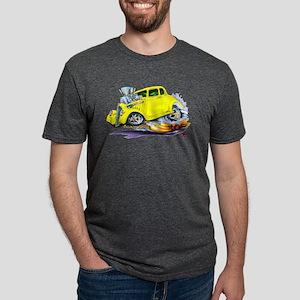 1933-36 Willys Yellow Car T-Shirt