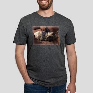 Audrey Cairn Terrier Bat Hybrid T-Shirt