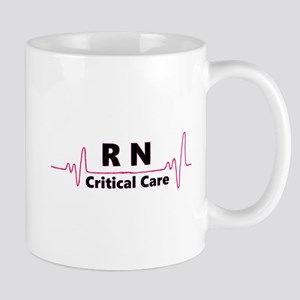 RN Critical Care Mugs