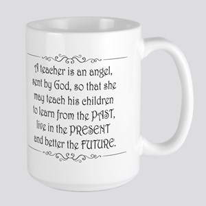 A teacher is.... Mugs