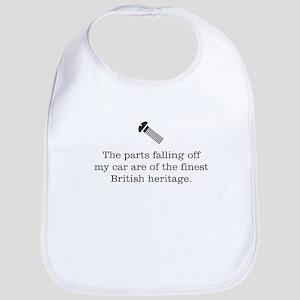 British Parts Bib