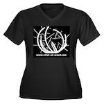 Sow_logo Steel Oil Wood Plus Size T-Shirt