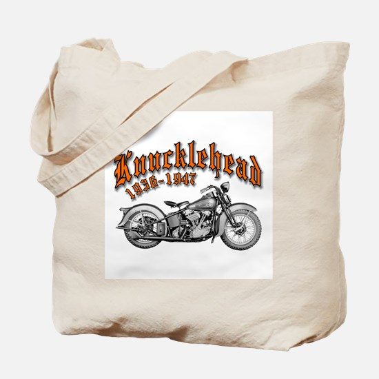 Knucklehead Tote Bag