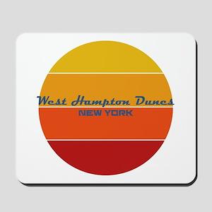 New York - West Hampton Dunes Mousepad