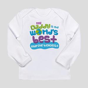 Marine Biologist Gifts Long Sleeve Infant T-Shirt