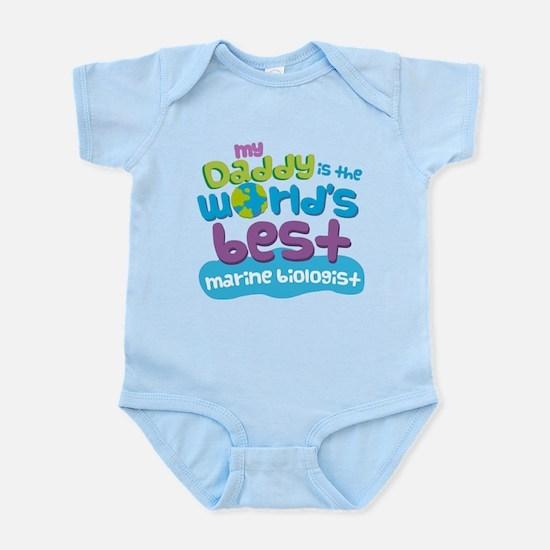 Marine Biologist Gifts for Kids Infant Bodysuit