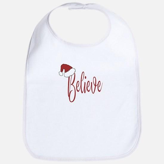 Believe Baby Bib