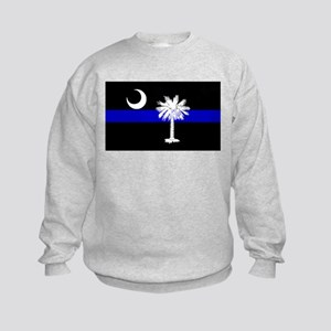 South Carolina Police Kids Sweatshirt