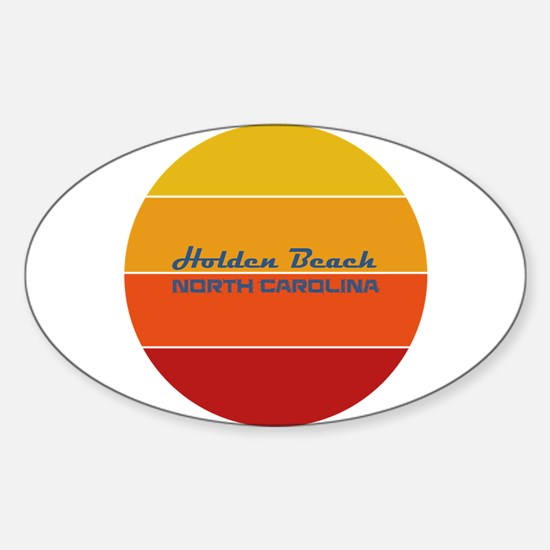 North Carolina - Holden Beach Decal
