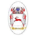 Stokley Sticker (Oval)
