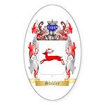 Stokley Sticker (Oval 10 pk)