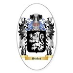 Stokes Sticker (Oval 10 pk)