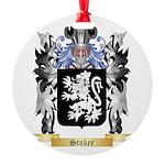 Stoker Round Ornament