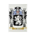 Stoker Rectangle Magnet (100 pack)