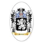 Stoker Sticker (Oval 50 pk)