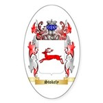 Stokely Sticker (Oval 10 pk)