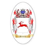 Stokely Sticker (Oval 50 pk)
