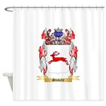 Stokely Shower Curtain