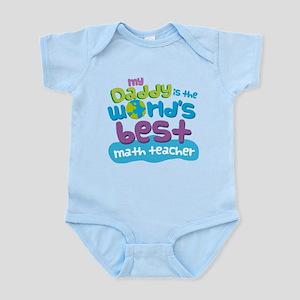 Math Teacher Gifts for Kids Infant Bodysuit