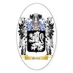 Stoke Sticker (Oval)