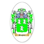 Stogden Sticker (Oval)