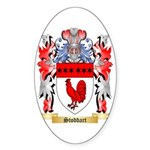 Stoddart Sticker (Oval 50 pk)