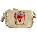 Stoddart Messenger Bag