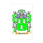 Stockton Sticker (Rectangle)