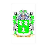 Stockton Sticker (Rectangle 50 pk)