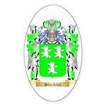 Stockton Sticker (Oval 50 pk)