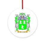 Stockton Round Ornament